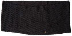 Burton Women's Honeycomb Infinity Scarf - True Black - One Size