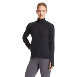 C9 by Champion Women's Performance Long Sleeve Jacket - Ebony - Size: XL