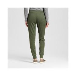 Mossimo Women's Hatchi Jogger Pants - Olive/Black - Size: XXLarge