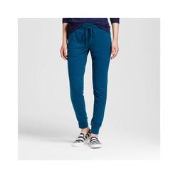 Mossimo Women's Hatchi Jogger Pants - Blue/Black - Size: XXLarge