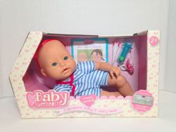 Battat Baby Sweetheart Newborn Baby Doll & The Cutest Patient Story Book
