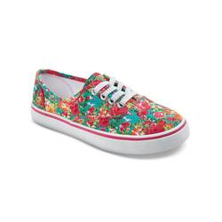 Circo Girls' Hilde Lace Up Canvas Sneakers - Assorted Colors- Size:13