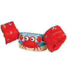 Comfortable Design Safe Puddle Jumper Bahamas 3D Crab Life Jacket