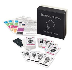 Gibsons Games Sherlock Holmes - The Card Game (G9012)
