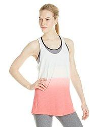 Helly Hansen Women's VTR Dip Dye Singlet, Cr me Pink, Medium