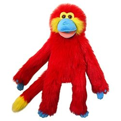 The Puppet Company - Funky Monkeys - Red Monkey