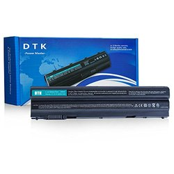 Dtk Battery For Dell E5420 E5430 E5530 E6420 E6430 E6520 E6530 Inspiron 4420 5420 5425 7420 7520 4720 5720 7720 M421r M521r N4420 N4720 N5420 N5720 N7420 N7720 Vostro 3460 3560 Laptop Notebook