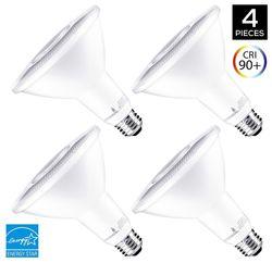 Hyperikon PAR38 LED Bulb 14W (100W equiv) CRI 90 Pack of 4 - Warm White