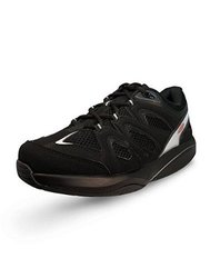 MBT Men's Sport 2 Walking Shoe - Black - Size: 8.5