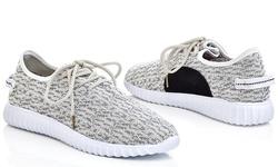 Henry Ferrera Men's Sneakers - Grey - Size: 9.5