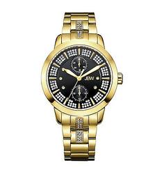 JBW Women's Lumen Quartz Diamond Accented Stainless Steel Bracelet Watch