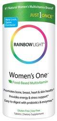 Rainbow Light - Women's Nutritional System Multivitamins - 180 Tablets