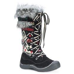 Women's Gwen Snowboots - Black - Size: 10