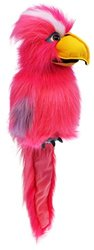 The Puppet Company - Large Birds - Pink Galah