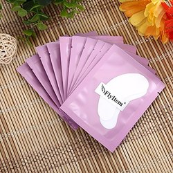 FlyItem® 50 Pairs Professional Ultrathin Lint Free Facial Under Eye Gel Patches For Eyelash Extension