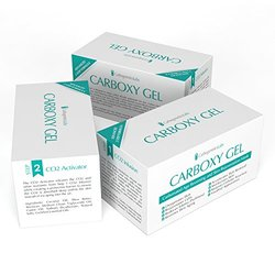 Carbogenetics Carboxy Gel Anti-Aging Face Mask