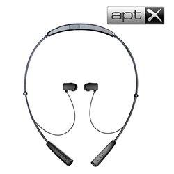 Avantree BTHS-NB02-BLK Ultra-Slim & Magnetic Bluetooth Headphone - Black
