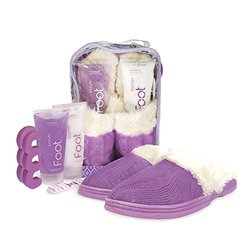 Spa Sister Women's Comfort Foot Spa Set - Size: 8-10