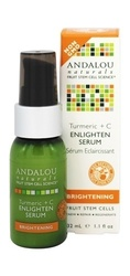 Andalou Naturals - Brightening Turmeric + C Enlighten Serum - 1.1 oz.