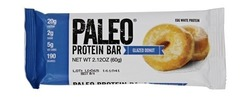 Julian Bakery Paleo Protein Bar - Glazed Donut - 2.1 oz
