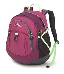 High Sierra Fat Boy Backpack - Razzmatazz/Berry Blast