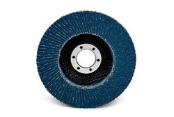 3M 566A Type 27 Coated Alumina Zirconia Flap Disc - 60 Grit - 7 in Dia - 55387 [PRICE is per DISC]