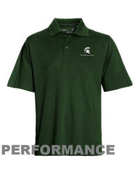 Cutter & Buck Michigan State Spartans Polo - Green - Size: 3XL