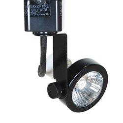 Direct-lighting 50067 Black Mr16 Gu10 Base Line Voltage Track Lighting Head