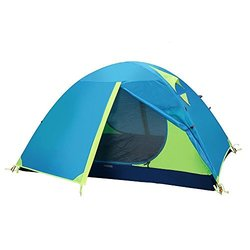 Horizon Outdoor 2-Person Double Layer Camping Tent