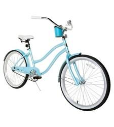 "Magna Women's 24"" Rip Curl Bike - Blue/White"