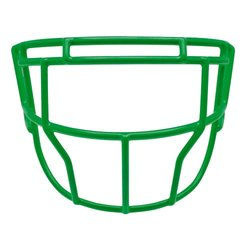 Schutt Sports SEGOP-XL Super Pro Stainless Steel Varsity Football Faceguard, Kelly Green