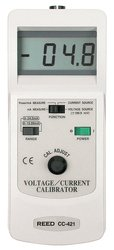 Reed Dual Range Voltage and Current Calibrator - 199.9mV DC Voltage