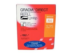 Gc America 001976 Gradia Direct Unitip A4 Pack Of 10