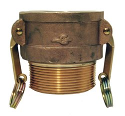 PT Coupling Basic Standard Series Brass Cam and Groove Hose Fitting