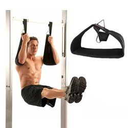 Pellor Gym Hanging Ab Straps with Fitness Sling Abdominal Straps