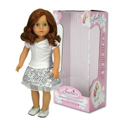 Sophia's Doll Carly Auburn Doll - Size: 18""