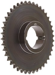 Morse Browning 40TB42 Roller Chain Sprocket
