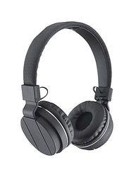 Sentry Black Diamond Headphone  Silver (HM802)
