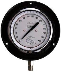 "3D Instruments Accu Drive ABS Case Pressure Test Gauge - 4-1/2"" Dial"