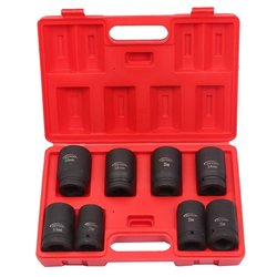 "Betooll Axle Nut Socket Tool Set 8pcs - Size: 1"""
