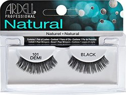 Ardell Fashion Lashes [101] Demi Black 1 pair (Pack of 4.2 ounces, 11