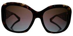 Michael Kors Women's Sunglasses: Mk2004q Tortoise Frame/brown Lens
