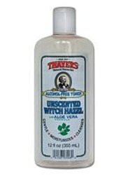 Thayer's Original Alcohol Free Witch Hazel - 12 Oz