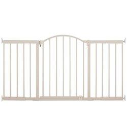 Summer Infant 6 Ft. Metal Expansion Gate Wide Walk - Thru Gate (27284Z)