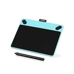 Wacom Blue Intuos Draw Digital Drawing & Graphics Pen Tablet 1150167