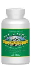 Mt. Capra Products - CapraCleanse - Caplets 180