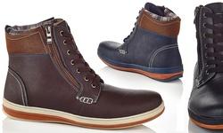 Carlos Boot: Brown/11