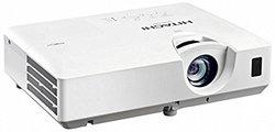 Hitachi CP-EW301N WXGA LCD Projector, 3000 Lumens, White