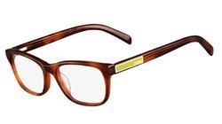 Fendi 980 52mm 218 Metal Frame Glass Lens Polarization Sunglasses