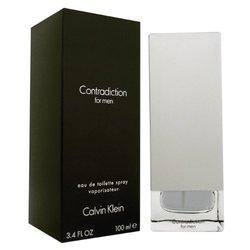 Calvin Klein Contradiction: 100ml Edt For Men